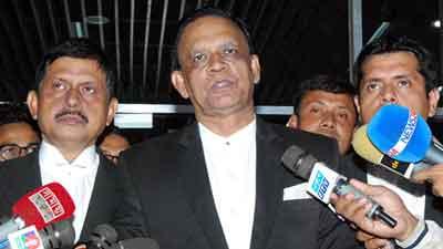 ব্যারিস্টার মাহাবুব উদ্দিন খোকন গুলিবিদ্ধ