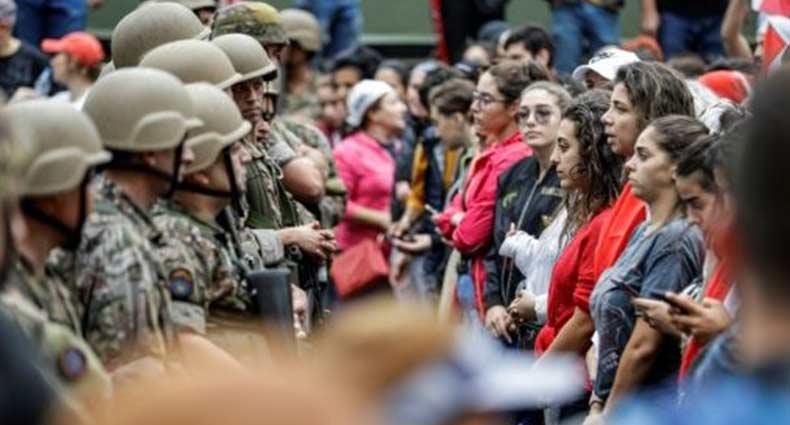 লেবাননে ক্ষমতা নিচ্ছে সেনাবাহিনী