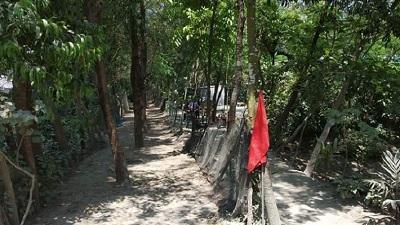 জ্বরে শেরপুরে একজনের মৃত্যু, আশপাশের বাড়ি লকডাউন
