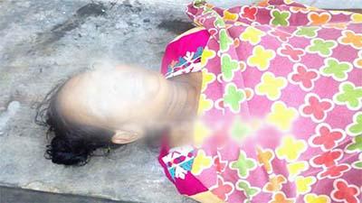 নারী 'মাদক ব্যবসায়ীর' গুলিবিদ্ধ লাশ উদ্ধার