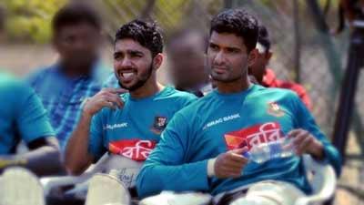 মাহমুদউল্লাহ-মুমিনুলকে বাদ দিয়ে টেস্ট দল ঘোষণা