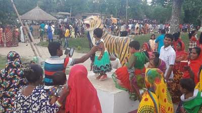 ঈদ বিনোদনের নতুন মাত্রা ভাটপাড়া ডিসি ইকো পার্ক