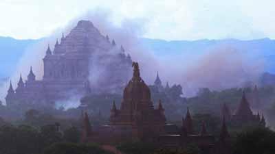 মিয়ানমারে ভূমিকম্প