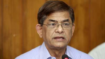 'শেখ হাসিনার বিরুদ্ধে আইনি ব্যবস্থা নেবে বিএনপি'