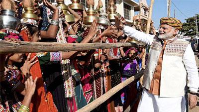 আমি চা বিক্রি করতাম, কিন্তু দেশ বিক্রি করিনি: মোদি