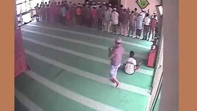 মানুষের নয়, চুরি করেছি আল্লাহর ঘরে