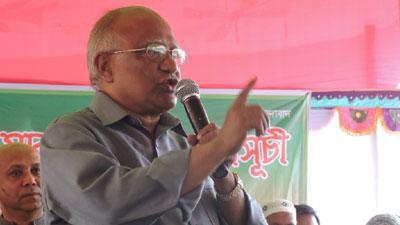 'সহায়ক সরকার প্রতিষ্ঠা করে নির্বাচনে যাবে বিএনপি'