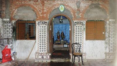 মুন্সীগঞ্জের পালবাড়ি রাধে শ্যাম মন্দিরের তালা ভেঙে চুরি