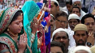 ভালো বাড়ি পেতে, স্বামী বা স্ত্রীর একজনকে হিন্দু হতে হবে