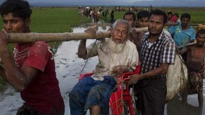 মিয়ানমারের বিচার বাংলাদেশেও সম্ভব