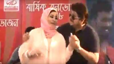 'মেঘবাড়ি' মাতালেন নাঈম-শাবনাজ (ভিডিও)