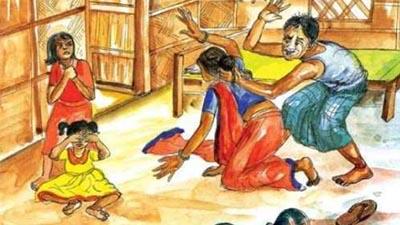 নৌকায় ভোট না দেয়ায় স্ত্রীকে তালাক