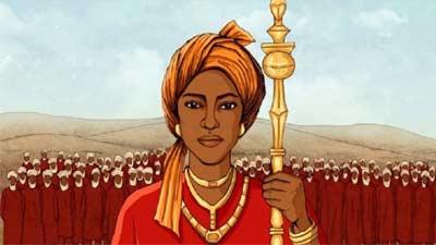 পুরুষতান্ত্রিক নাইজেরিয়ার প্রথম নারী শাসক
