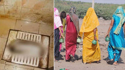 ৪০ শতাংশ নারীরা টয়লেট শেষে হাত ধোয় না