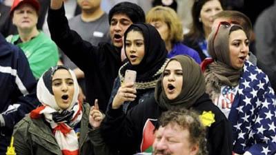 যুক্তরাষ্ট্রে ইহুদিদের ছাড়িয়ে যাবে মুসলিমরা!