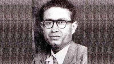 'কিরীটি রায়' খ্যাত ঔপন্যাসিক নীহার রঞ্জন গুপ্তের জন্মবার্ষিকী আজ