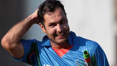 ভারতের বিপক্ষে অভিষেক টেস্ট খেলতে চান নবী