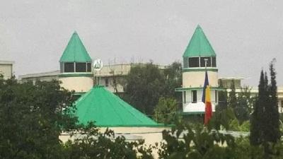 নিষিদ্ধ দেশ উত্তর কোরিয়ার একমাত্র মসজিদ