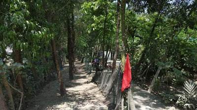 সুবর্ণচরের ৪টি বাড়ি লকডাউন করেছে স্থানীয় প্রশাসন