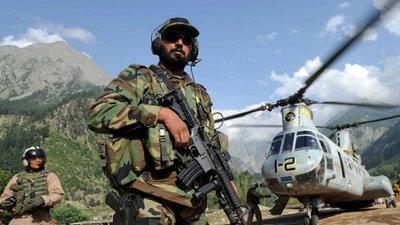 ভারতকে মোকাবলায় প্রতিরক্ষা ব্যয় বাড়াল পাকিস্তান
