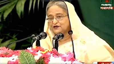 'বাংলাদেশ-ভারত সম্পর্ক অন্যদের জন্য রোল মডেল'