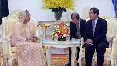 রোহিঙ্গা প্রত্যাবাসনে আন্তর্জাতিক সহায়তা চাইলেন প্রধানমন্ত্রী