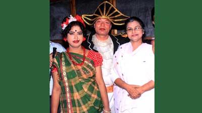 শিল্পকলায় যাত্রাপালা বীরকণ্যা 'প্রীতিলতা'