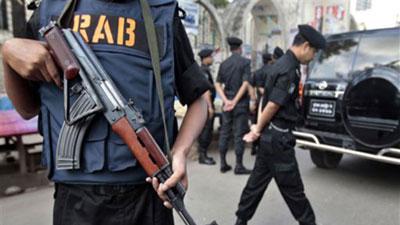 রাজধানীতে র্যাবের সঙ্গে 'গোলাগুলিতে' বন্দুকধারী নিহত