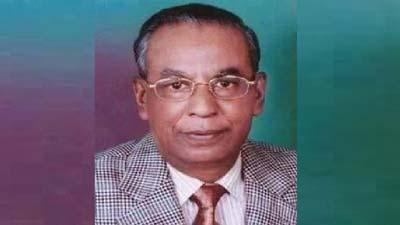 ঐক্যফ্রন্টের প্রার্থী ড. ফজলে রাব্বী মারা গেছেন
