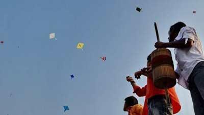 ঘুড়ি ও ফানুস উৎসবে মেতে উঠবে রংপুরের আকাশ
