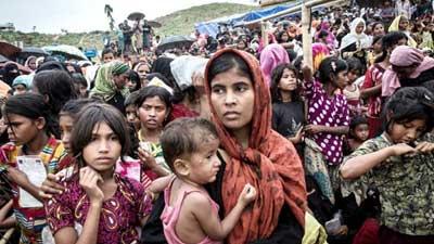 রোহিঙ্গাদের আশ্রয় দিয়ে চড়া মূল্য দিচ্ছে বাংলাদেশ: অর্থমন্ত্রী
