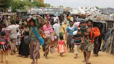 রোহিঙ্গা প্রত্যাবাসন সিদ্ধান্তে অনড় সরকার
