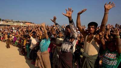 রোহিঙ্গা প্রত্যাবাসনে জাতিসংঘ-মিয়ানমার সমঝোতা স্মারক সই