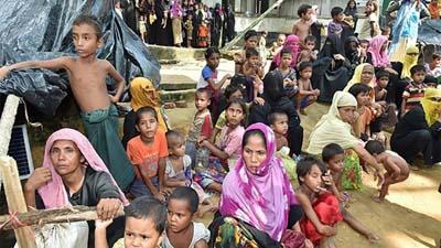 রোহিঙ্গাদের স্বাস্থ্যসেবায় ২৫০ মিলিয়ন ডলার চায় সরকার