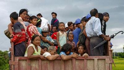 অবশেষে ৩৫৪০ রোহিঙ্গাকে ফিরিয়ে নিচ্ছে মিয়ানমার
