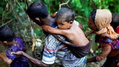 রোহিঙ্গা ফেরাতে জাতিসংঘকে চায়না মিয়ানমার