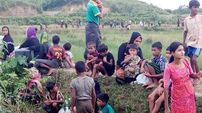 রোহিঙ্গা সংকট চলতে থাকলে মায়ানমারের ভাঙন সুস্পষ্ট