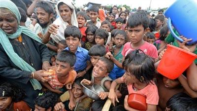 রোহিঙ্গাদের জন্য ৩০ কোটি ডলার দেবে কানাডা