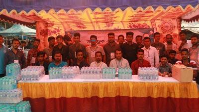 ভর্তিচ্ছুদের সহযোগিতায় থাকছে রাবি ছাত্রলীগ