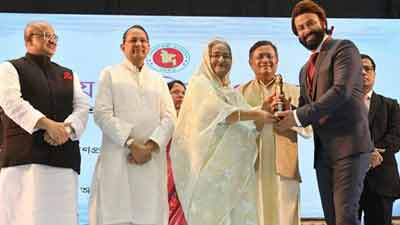 শাকিব খানসহ আরো যারা পেলেন জাতীয় চলচ্চিত্র পুরস্কার