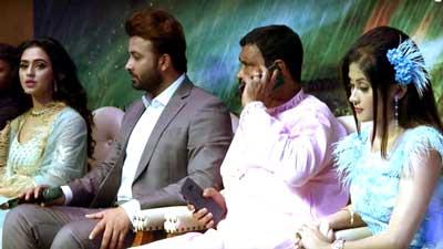 হঠাৎ থেমে গেল 'শাহেনশাহ', বিশ্রামে শাকিব
