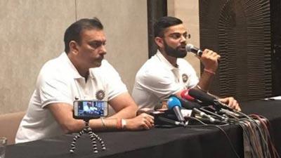 'শাস্ত্রী-কুম্বলে আসবে যাবে, টিকে থাকবে ভারতীয় ক্রিকেট'