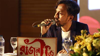 'রাজনীতি নকল, প্রমাণ দিলে সিনেমা ছেড়ে দিবো'