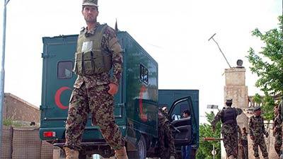তালেবান হামলায় ৪১ আফগানসেনা নিহত