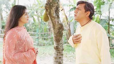 চঞ্চলের ধারাবাহিক নাটক 'মজনু একজন পাগল নহে'