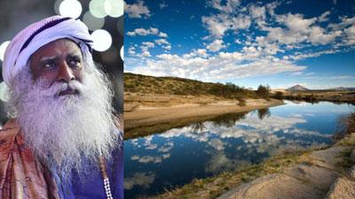 বিশ্বের সবচেয়ে দূষিত নদীকে স্বচ্ছ করলেন এক আধ্যাত্মিক গুরু