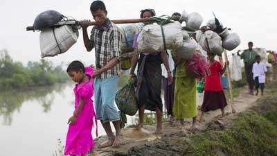 মাত্র ১১০১ রোহিঙ্গাকে নিতে চায় মিয়ানমার