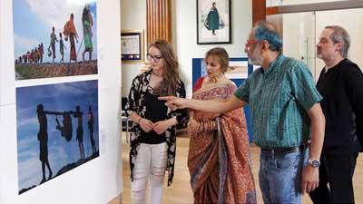 রোহিঙ্গাদের ব্যাপারে বিশ্ব জনমত সৃষ্টির লক্ষে আলোকচিত্র প্রদর্শনী
