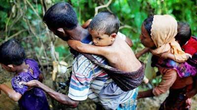 নো-ম্যান্স ল্যান্ডের রোহিঙ্গাদের ফিরিয়ে নেবে মিয়ানমার