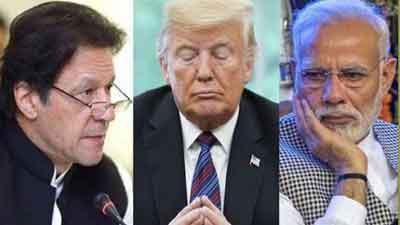 ভারত নয় পাকিস্তান যুদ্ধের চেষ্টা করছে